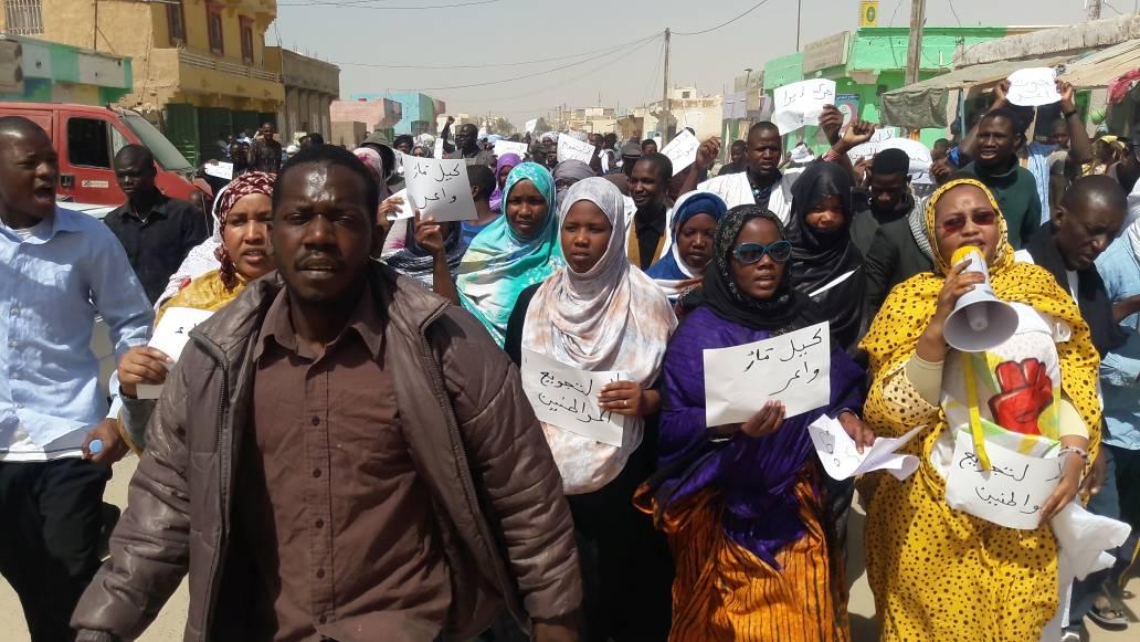 Une répression d'une violence inqualifiable s'abat les militant d'IRA – Mauritanie