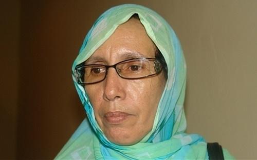 Une militante des droits de l'homme accuse le gouvernement d'avoir saboté la conférence de presse de HRW