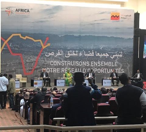 Lancement du Club Afrique développement Mauritanie