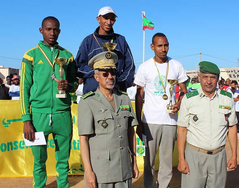 L'armée nationale commémore l'anniversaire de la création du conseil international pour les sports militaires