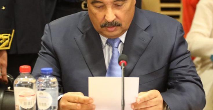 Aziz parle de Bouamatou, Gazouany et du prochain candidat à la présidentielle