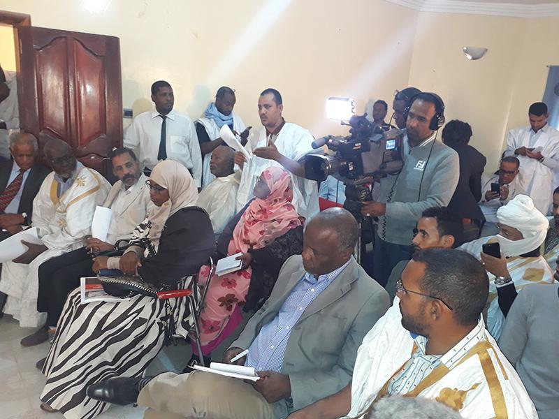 """Mauritanie : H.R. Watch savait que se conférence de presse serait """"perturbée"""""""