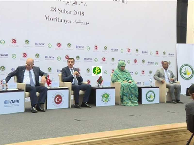 Création d'un conseil d'affaire mauritano turc