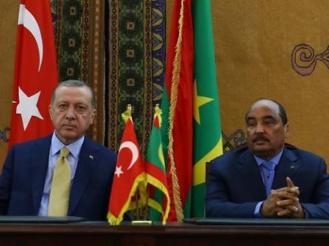 La Turquie débloque 5 millions de dollars pour la force antiterroriste du G5 Sahel