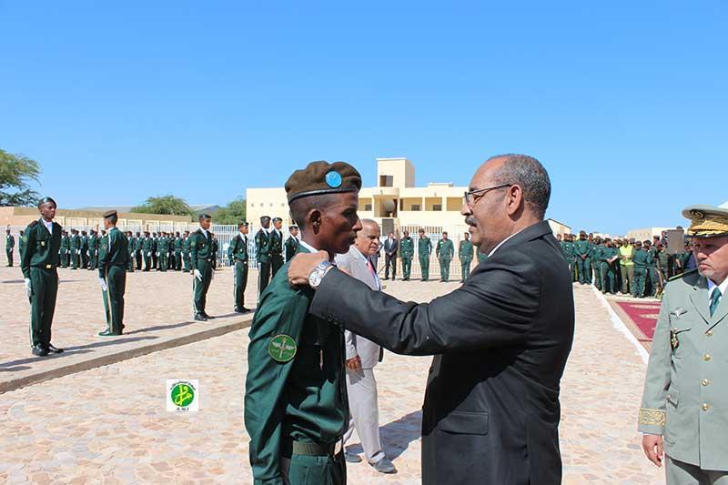 Sortie de la quatrième promotion de sous-officiers et agents du Groupement Général pour la Sécurité Routière