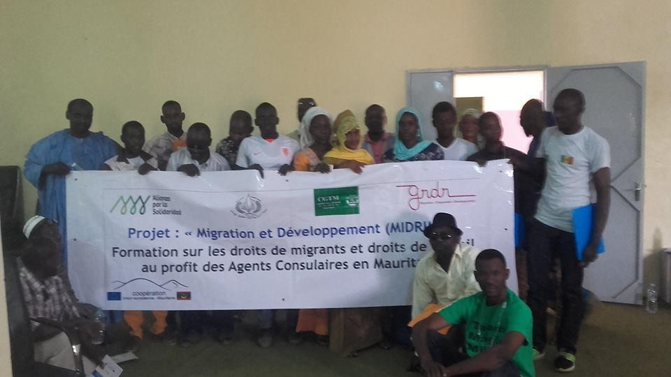 Migration : L'AMDH forme à Sélibaby sur les droits des migrants et droits du travail