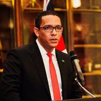 Départ du ministre de l'énergie et des mines se rend à Houston