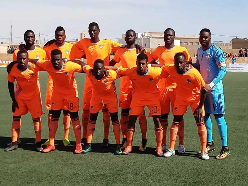 L'équipe FC-Nouadhibou impose le match nul au Raja de Casablanca