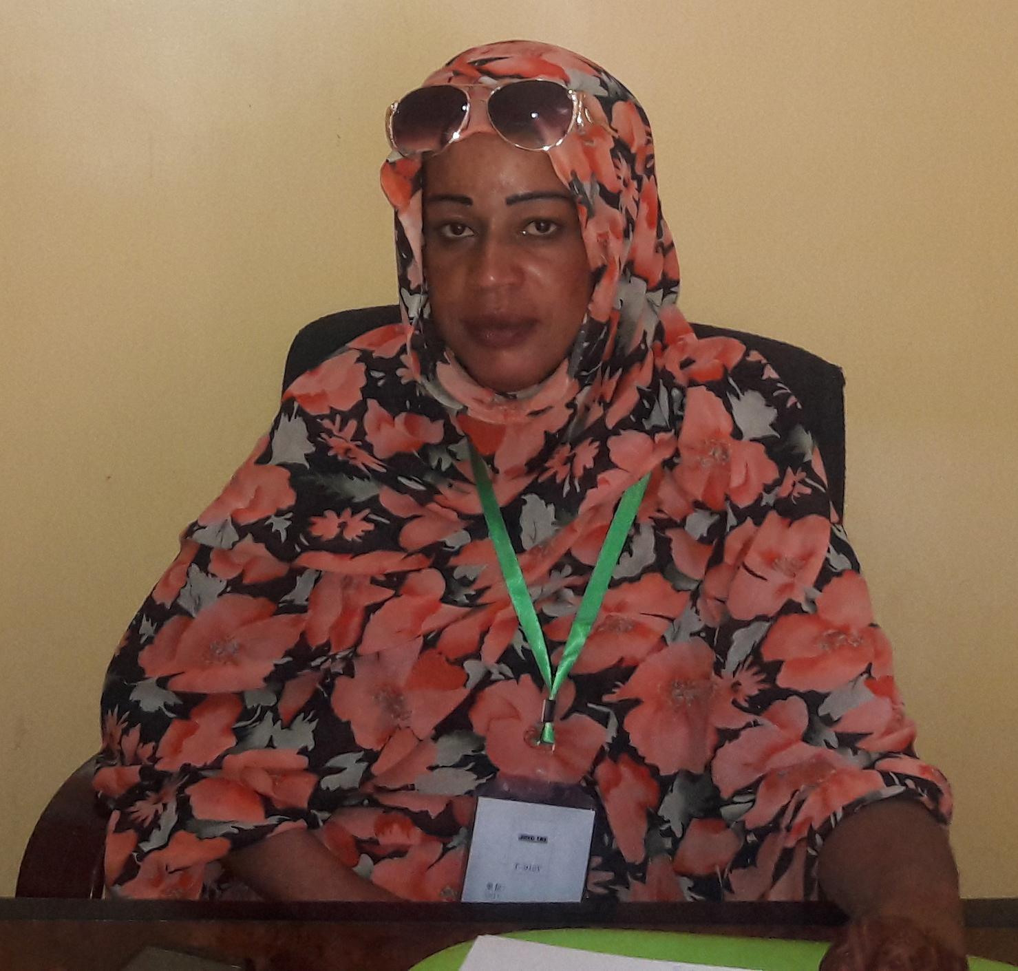Habsatou Bocoum, Pdt ONG : La femme mauritanienne, sous l'emprise des coutumes »