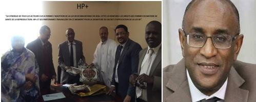 Signature par le gouvernement du Décret d'application de la loi SR en Mauritanie : Un cadeau à la femme mauritanienne le 8 Mars 2018 !