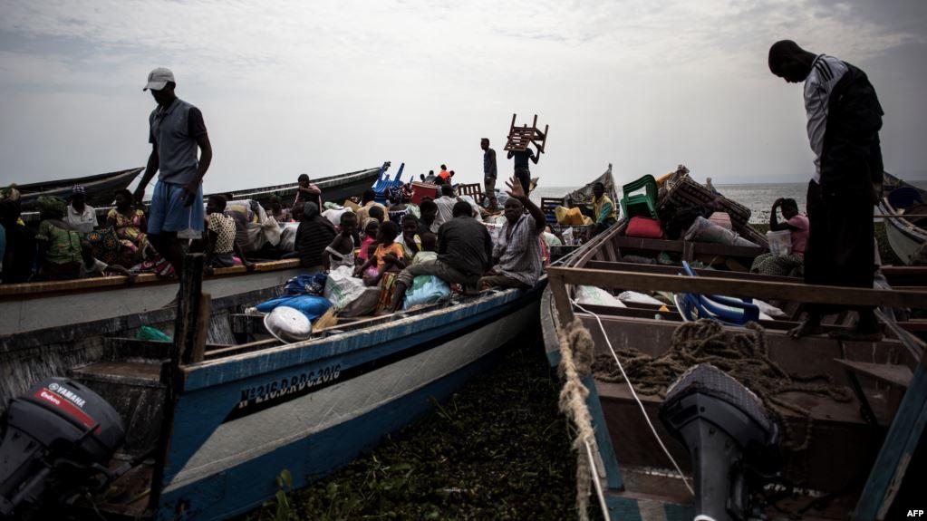 RDC: les populations de l'Ituri appellent à l'aide pour les nombreux déplacés
