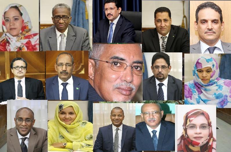 Gouvernement de Ould Hademine : Entre bonnes et mauvaises notes de nos Ministres