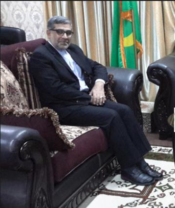 L'ambassadeur iranien à Nouakchott poursuivi par sa secretaire