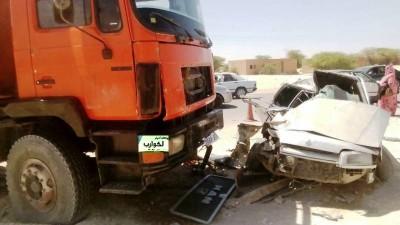 Toujounine/Un camion fonce sur un taxi , des blessés graves