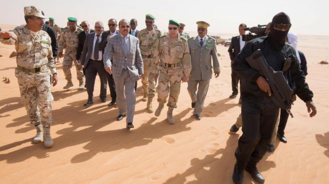 Nouakchott veut de se doter d'une académie de la sécurité