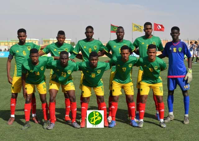 Match nul entre notre équipe de football et son homologue tunisienne