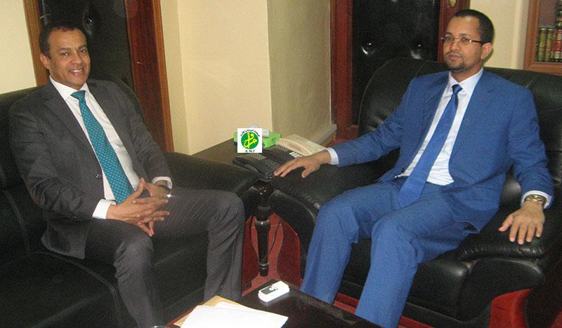 Département des Affaires islamiques : Examen des possibilités de renforcement de la coopération mauritano-égyptienne