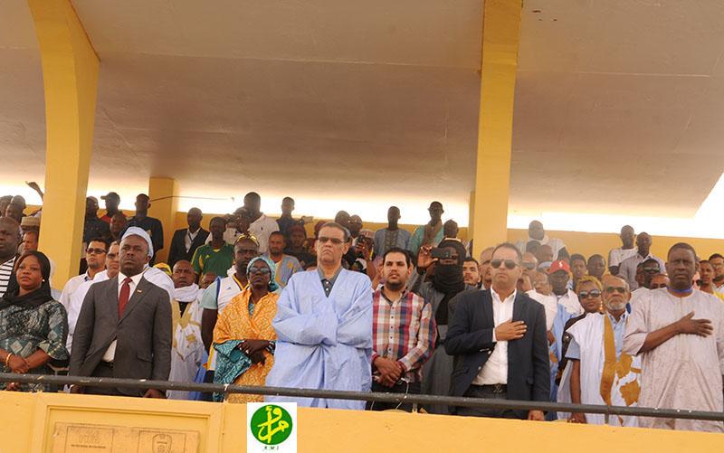 Belle victoire de l'équipe nationale face à la Guinée