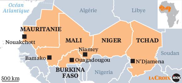 Sécurité au Sahel : l'UA veut un travail coordonné avec le G5 et les partenaires