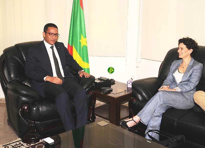 Examen du renforcement de la coopération entre la Mauritanie et l'Union Européenne dans le domaine de l'énergie