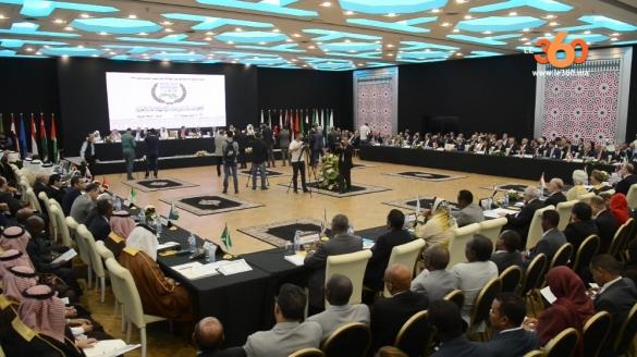 La Mauritanie participe aux réunions annuelles communes des institutions financières arabes