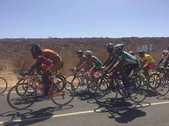Tour du Sahel cycliste de Mauritanie : la première édition a vécu