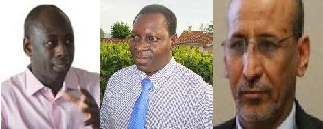 Mauritanie: Les coulisses du procès en diffamation qui opposait Diagana, Jeilany et Diko