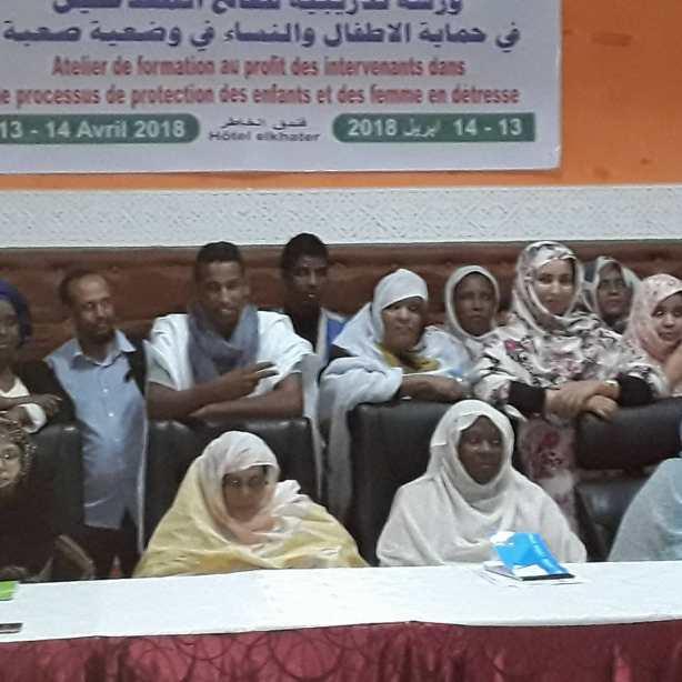 Société civile: L'AMSME organise une formation sur le processus de protection des enfants et femmes en détresse