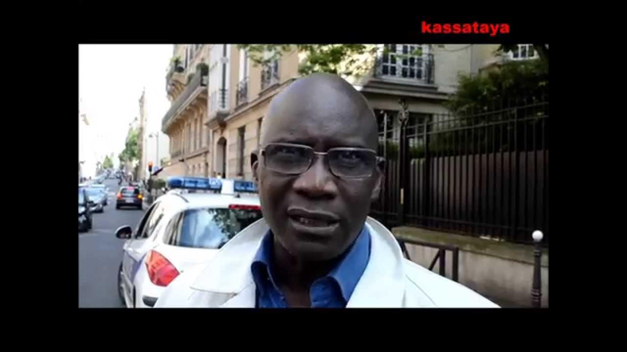 Lo Gourmo répond à Ould Maham