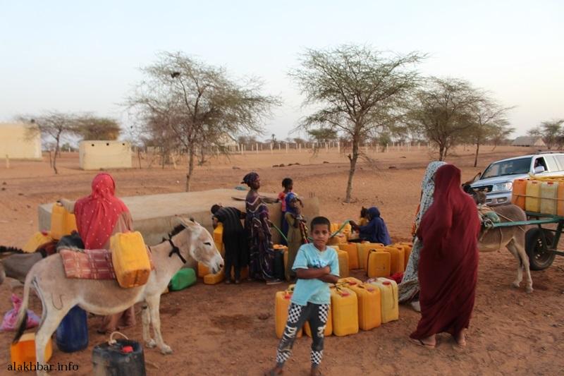 Assaba : les populations fuient la soif