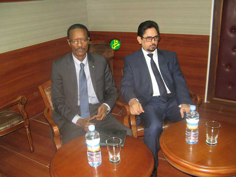 Les ministres de la culture et de la justice commentent les résultats du conseil des ministres