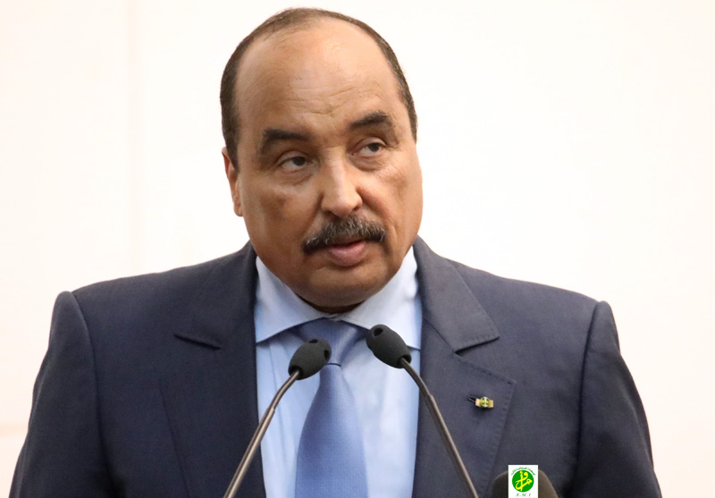 Le Président de la République appelle à déployer davantage d'efforts dans l'intérêt des peuples africains et pour préserver leur dignité