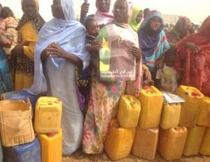 Aleg : Les populations de la localité de Bouhdida protestent contre la soif