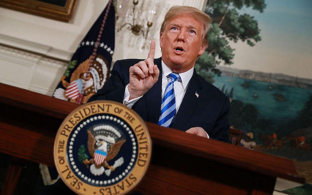 """Iran: pas """"acceptable"""" que les Etats-Unis soient le """"gendarme économique de la planète"""" (ministre français)"""