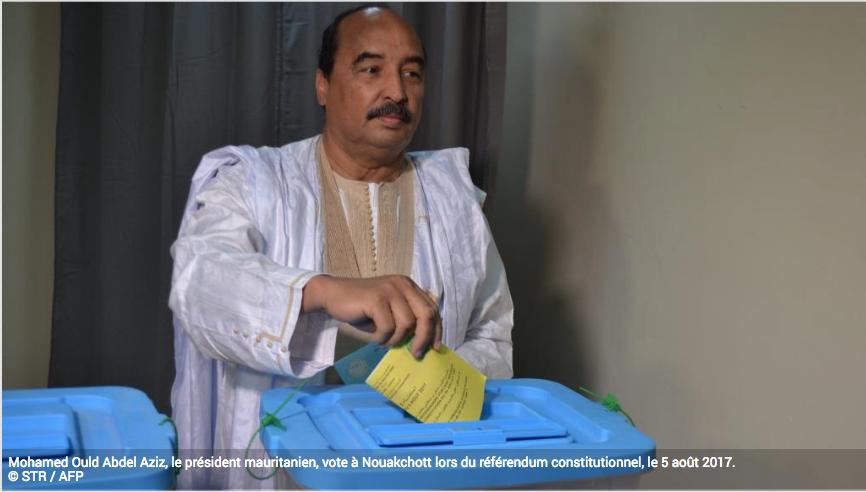Des voix politiques et religieuses pour un 3e mandat d'Abdel Aziz