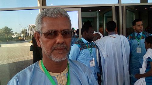 Pdt du 5e colloque de la fraternité : « Nous voulons une Mauritanie fraternelle »