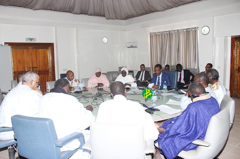 La commission de la justice de l'Assemblée nationale examine le projet de loi organique sur la Cour des comptes