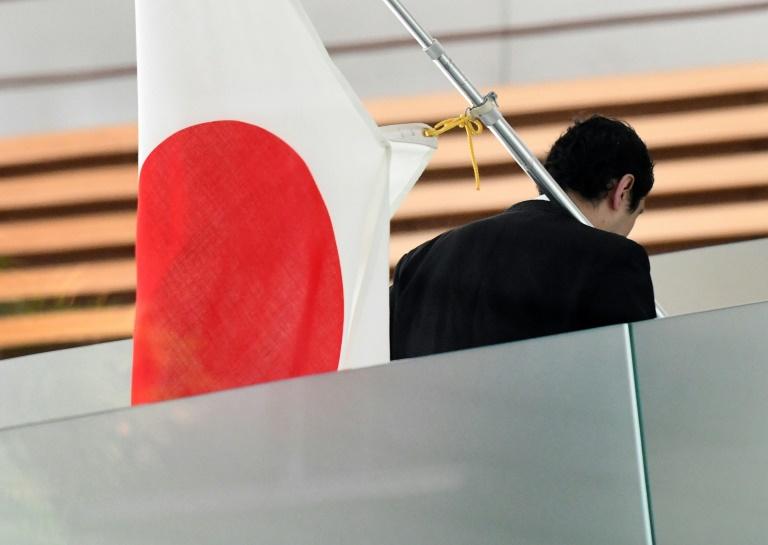 Mauvaise passe pour l'économie japonaise après deux ans de croissance