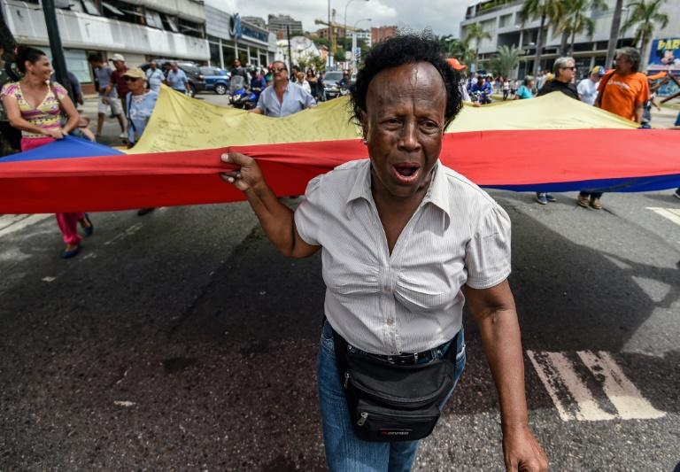 La crise économique, un enfer au quotidien pour les Vénézuéliens