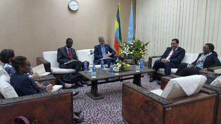 La Mauritanie et la CEA renforcent leur coopération autour de la SCAPP et des PPP