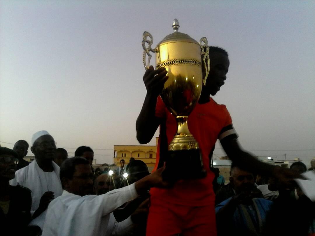 Football : FC Nouakchott-Nord remporte la Coupe du maire de Dar Naïm