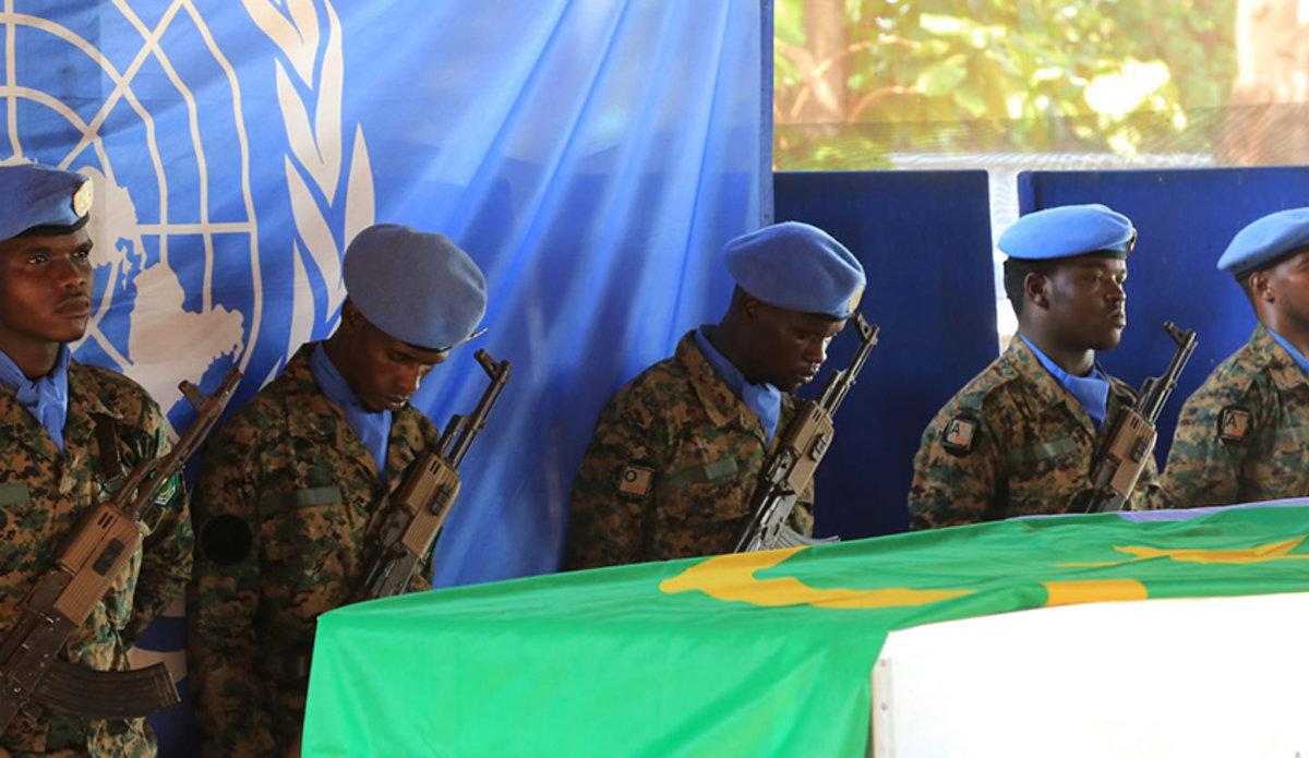 Un soldat mauritanien, tué en Centrafrique