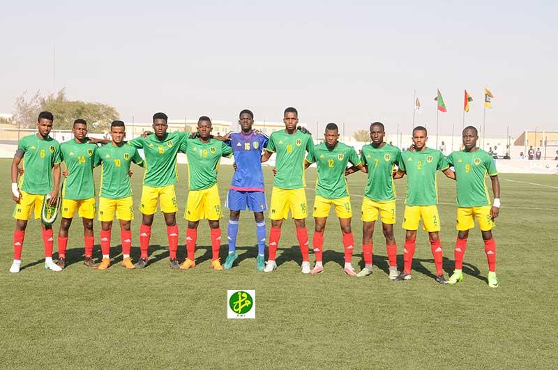 Les jeunes Mourabitounes se qualifient pour le tour suivant de la Coupe d'Afrique des Nations