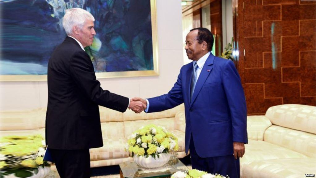 Troubles au Cameroun anglophone: l'ambassadeur des Etats-Unis convoqué