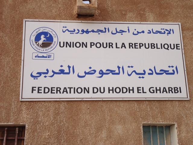 Implantation de l'UPR au Hodh El Gharbi : couacs et tendances