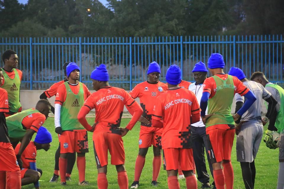Coupe arabe des clubs champions : l'ASAC essuie une seconde défaite