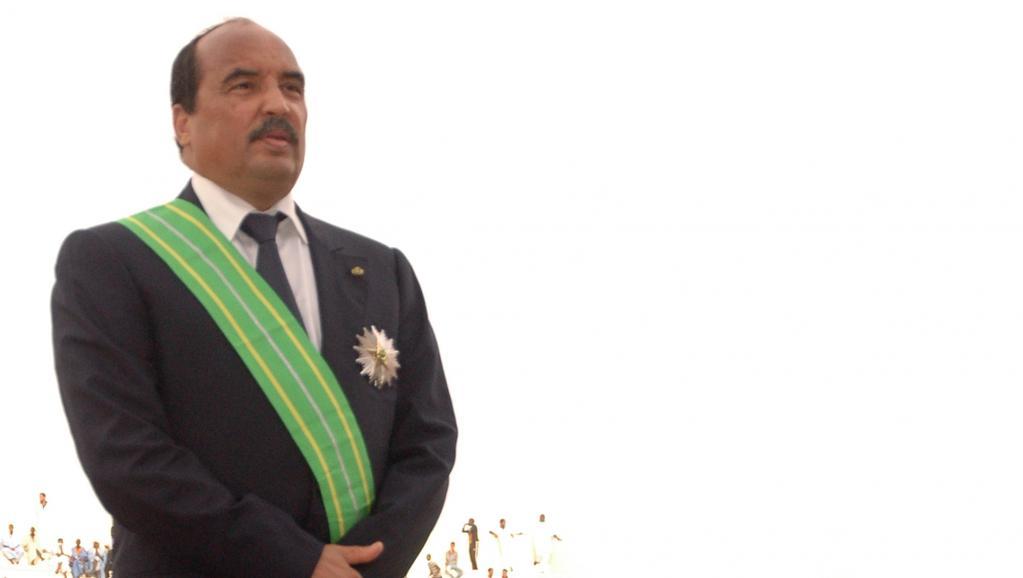 Nouakchott : retrait des affiches demandant un 3e mandat