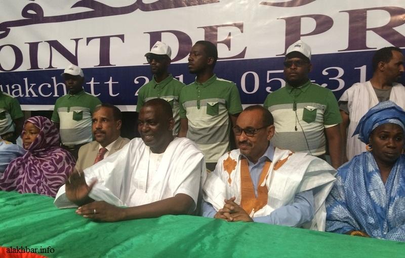 Mauritanie: Alliance électorale entre nationalistes arabes et antiesclavagistes