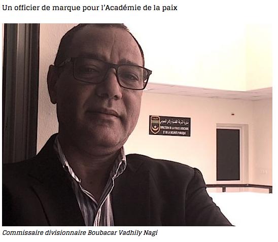 « La Mauritanie, leader régional en matière antiterroriste »