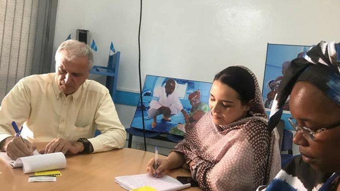 Rencontre UNICEF/SUN-Mauritanie : un cadre consolidé de partenariat avec la société civile nationale